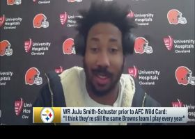 Garrett, Hunt respond to Smith-Schuster's 'disrespectful' comments about Browns