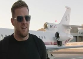 J.J. Watt has message for Cardinals fans after flying to Arizona