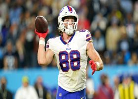 Trick plays: Dawson Knox to Josh Allen for two-point conversion