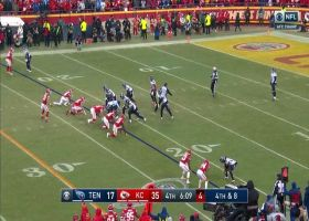 Tony Romo predicts Titans' epic fake punt call
