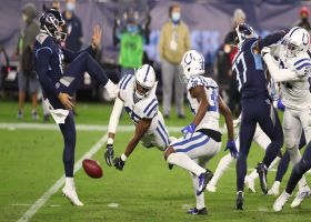 Can't-Miss Play: E.J. Speed thrills! LB's punt block turns into Colts TD