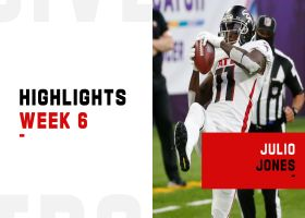 Every catch from Julio Jones' 2-TD game | Week 6