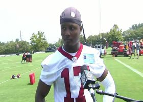 McLaurin: 'I'm really excited' for what Fitzpatrick will bring to WFT's offense