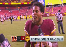 Jaret Patterson shares Chase Young's role in bringing him to Washington