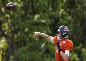 Dales: Nick Foles passing the eye test early at Bears camp