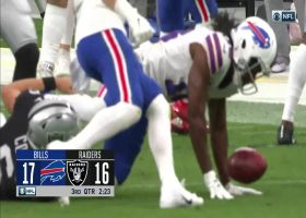 Andre Roberts turns on jets with electrifying 39-yard punt return