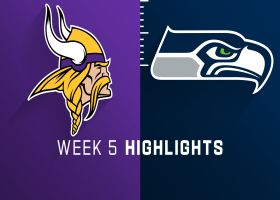 Vikings vs. Seahawks highlights | Week 5