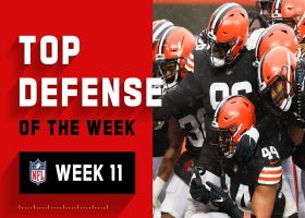 Top defense of the week | Week 11