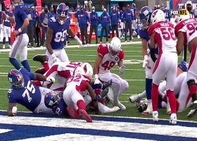 Dion Lewis gets Giants on the board with goal-line rushing TD