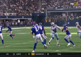 Kadarius Toney's filthy route vs. Diggs sparks 35-yard catch and run