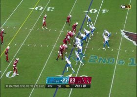 Marvin Jones Jr.'s CLUTCH 20-yard catch and run puts Lions in FG range