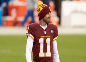 Rapoport: Alex Smith officially listed as questionable for Super Wild Card Weekend