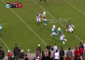 Dolphins' popcorn fumble results in serendipitous outcome