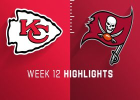 Chiefs vs. Buccaneers highlights | Week 12