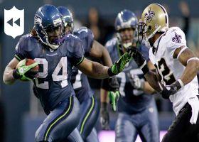 Seahawks' Top 5 plays vs. Saints | NFL Throwback
