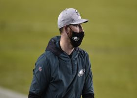 Dales: Why Bears didn't pursue trade for Wentz