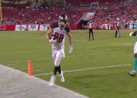 Tanner Hudson hauls in fourth-quarter TD for Bucs