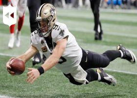 Top 50 Drew Brees plays | NFL Throwback