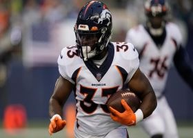 Palmer, Rosenthal: Broncos rookie RB shows shades of Gore, Kamara