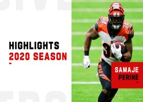 Samaje Perine highlights | 2020 season
