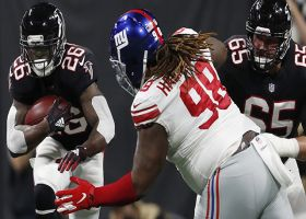 Ian Rapoport: New York Giants trading defensive tackle Damon Harrison to Detroit Lions