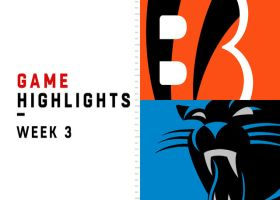 Bengals vs. Panthers highlights | Week 3