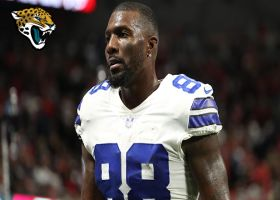 NFL Network Insider Ian Rapoport: Jacksonville Jaguars keeping door open to Dez Bryant after Marqise Lee's injury
