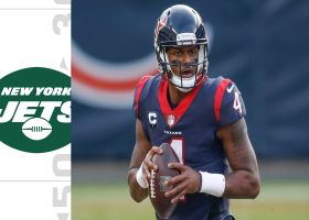 David Carr makes trade package for Jets, Deshaun Watson
