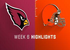 Cardinals vs. Browns highlights | Week 6