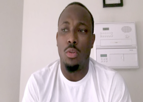 LeSean McCoy reflects on the legacy he hopes to leave behind when he retires