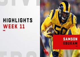 Best Samson Ebukam plays vs. Chiefs | Week 11