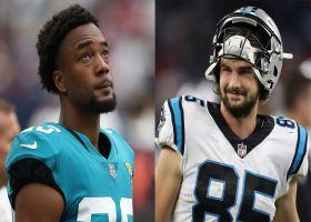 Rapoport: Panthers, Jags strike trade involving 2020 Round 1 pick C.J. Henderson