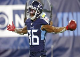 David Long's hit jars ball free for Titans special teams turnover