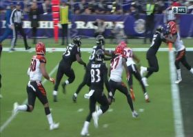 Baltimore Ravens running back Alex Collins, Gus Edwards find the end zone in Week 11