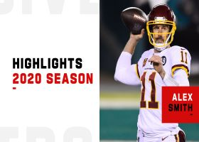 Alex Smith highlights | 2020 season