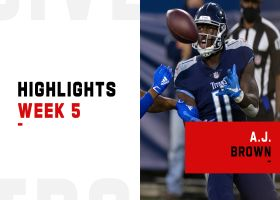 Every catch from A.J. Brown vs. Bills | Week 5