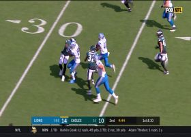 Can't-Miss Play: McKissic turns on the jets for speedy 42-yard reverse