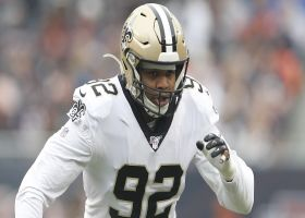 Rosenthal: Marcus Davenport is a 'young Jadeveon Clowney'