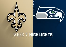 Saints vs. Seahawks highlights | Week 7