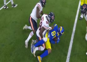 Bears swarm Rams' third-down screen for big TFL