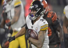 Kinkhabwala: James Conner serious about 'playing to win' in 2020