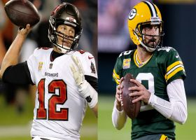 'NFL GameDay Morning' crew debates Brady vs. Rodgers