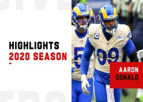 Aaron Donald highlights | 2020 season