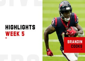 Every Brandin Cooks' grab from 161-yard game | Week 5