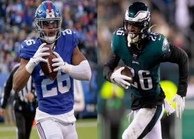 Jones-Barkley vs. Wentz-Sanders: Which QB-RB duo would you rather have?