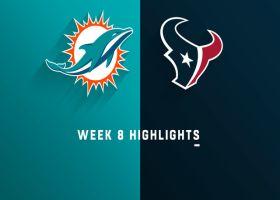 Dolphins vs. Texans highlights | Week 8
