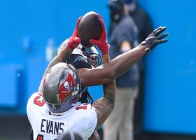 Can't-Miss Play: Mike Evans gets UP on insane toe-tapping TD