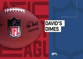 David Carr's favorite throws from Week 5 | 'NFL Total Access'
