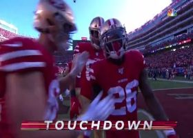Biggest plays by 49ers running backs | Divisional Round