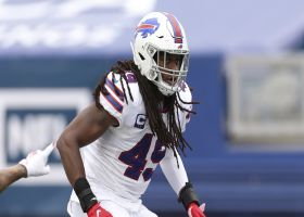 Kim Jones highlights Bills defender 'we're not talking about enough'
